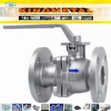PC Ball Valve di api 6D CF8/CF8m Stainless Steel Trunnion 2