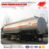 de Semi Aanhangwagen van de Tanker van 36cbm voor de Lading van het Hydroxyde van het Ammonium
