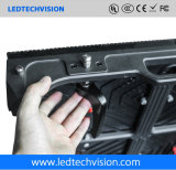 P5.95 impermeabilizzano la visualizzazione di LED flessibile dell'affitto per la pubblicità (P4.81, P5.95, P6.25)