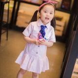 La robe d'uniforme scolaire de jardin d'enfants peut être faite sur commande