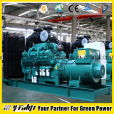 10-1500kw 연료 탱크를 가진 디젤 엔진 발전기 세트