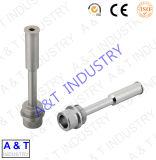 ISO9001 CNCの機械装置部品は、予備品アルミニウム部品を機械で造る