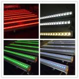 100cm 36PCS RGB 3in1 LED Wand-Unterlegscheibe-Licht für Stadiums-Disco