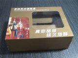 Caja de regalo de papel para el empaquetado determinado de los accesorios del tapón del vino