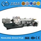 Usine en plastique de machine d'extrudeuse de granules d'ABS de Zte