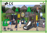 Tree antico House Outdoor Playground per Children (KQ35005A)