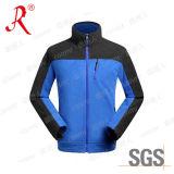 남자 옥외 Softshell 양털 재킷 형식 가장 새로운 스키 재킷 (QF-4046)