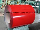 El color prepintado bobina de PPGI cubrió la bobina de acero de acero de Coil/PPGI/la bobina de acero galvanizada prepintada de Pekín