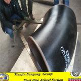 20# 180degree Black 5 Inch Steel Elbow Sch40