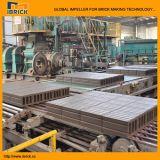 粘土の煉瓦作成機械のための二重粘土のストリップの真空の押出機