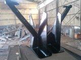 Ge300 het Mariene Anker Uit gegoten staal van Stockless Gruson van de Meertros