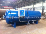 Autoclave industrial aprovada do Ce para o composto que cura-se/embarcação/caldeira de alta pressão compostas