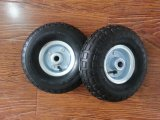 10 بوصة 4.10/3.50-4 عجلة هوائيّة لأنّ يد حامل متحرّك