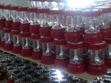 Indicatore luminoso di campeggio solare della lampada della lanterna del LED dalla fabbrica ISO9001