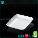 Kleines Plastiknahrungsmitteltellersegment