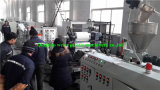 250kg/Hr PVC Wood Grain Furniture Edge Band Extrusion Machinery