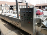 Le ce Potao frais semi-automatique normal ébrèche la chaîne de production