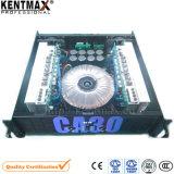 3000W 디스코 (CA35)를 위한 전력 증폭기 8개 옴 3u RMS