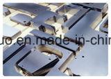 máquina de estaca do laser da fibra 2000W para o processamento da ferragem