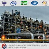 Estructura de acero pesado