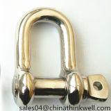 高品質はステンレス鋼304の調節可能な弓手錠を造った