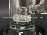 2017新しい420厚いガラス配水管のガラス煙る管