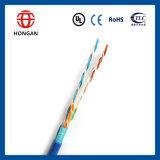 2017 de Binnen Beschermde CAT6 Kabel van de Gegevens van Ethernet van de Leider van het Koper