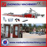 производственная линия Decking профиля 260kg/H Sjsz65/132 WPC деревянная пластичная составная