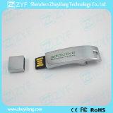 Bier-gesetztes Geschenk-Stromlinie-Metallflaschen-Öffner USB-Blitz-Laufwerk (ZYF1744)
