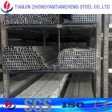 Tausendstel-Ende verdrängte Aluminiumlegierung-Gefäß/Aluminiumgefäß 5052 6063 6061 Almg2.5