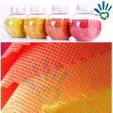 다채로운 100%년 폴리에스테는 쇼핑 백을%s 비 길쌈한 직물을 회전시키 접착시킨다