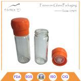 Laminatoio di vetro del sale dell'annata, smerigliatrice del sale, laminatoio di pepe, insieme della smerigliatrice della spezia