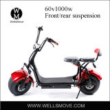 1000Wハブモーター電気電気オートバイ2の車輪