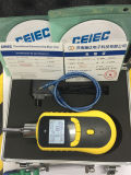 Detetor de gás portátil para o gás combustível