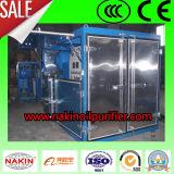 Máquina inteiramente automática da purificação de petróleo do transformador, sistema de filtração do petróleo