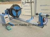 Positioner CNC100 da soldadura da série do CNC para a soldadura circular