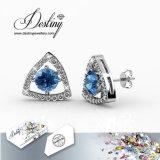 De Kristallen van de Juwelen van het lot van de Oorringen van de Assemblage Swarovski