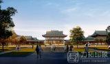перевод 3D здания культуры и научного зодчества