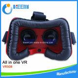 2016 Nieuwste Vr 2.0 Virtuele 3D Glazen van de Werkelijkheid allen in Één Hoofdtelefoon van de Spleet van Oculus van de Hoofdtelefoon Vr