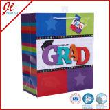 Scrawl-Kunstdruckpapier-Geschenk-Beutel mit Griff-Geschenk-Papiertüten