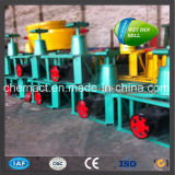 Het Goud die van de Vervaardiging van China Natte PanMolen met Hoge Efficiency malen