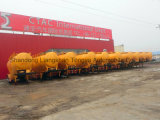 알맞은 가격을%s 가진 중국 제조자 부피 시멘트 탱크 트레일러