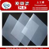 Qualität Geomembrane machen das 2mm HDPE Geomembrane Teich-Zwischenlage glatt