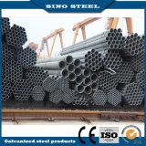 Caliente sumergido alrededor del tubo de acero galvanizado para Struction