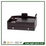 Caja de almacenamiento de lujo Oficina de madera de encargo