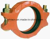 無くなったワックスの鋳造の部品の金属のパイプ・クランプ(精密鋳造)