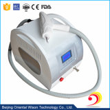 Interruptor Q ND Yag Laser Portable Tattoo Removal Pigmento Máquina