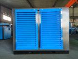 Compressore d'aria esterno del rotore della vite del gemello di uso
