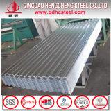 熱い浸された亜鉛によって電流を通される鋼鉄波形のパネル