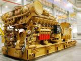 CER genehmigte das Elektromotor-Gasmotor-Generator-Biogas, das Set festlegt